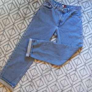 Vintage Tommy Hilfiger Relaxed Fit Jeans